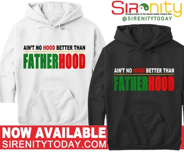 fatherhood hoodie